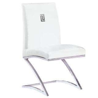 【AT HOME】馬汀尼皮餐椅(2色可選)