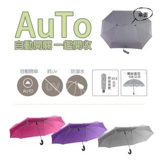 【Sunnybaby生活館】自動開收親子傘(6色)