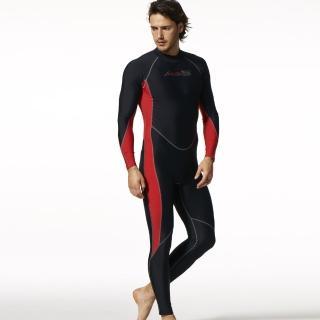 【SAIN SOU】抗UV防水母螫咬連身水母衣(A90513)