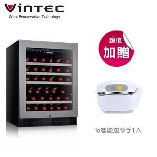 【VINTEC】單門單溫酒櫃 V40SGES3(Seamless Stainless Steel)