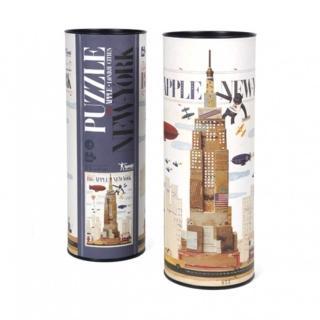 【西班牙Londji】紐約帝國大廈-進階景點拼圖(200片)