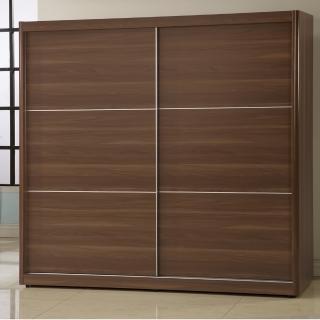 【日本直人木業】wood北歐生活210CM衣櫃