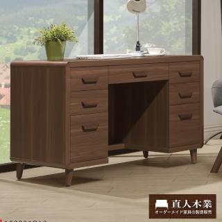 【日本直人木業】wood北歐生活120CM書桌