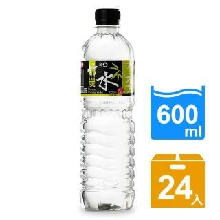 【3Q】竹炭水24入(600cc)