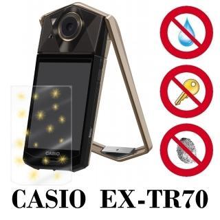 【D&A】CASIO EXILIM EX-TR70日本原膜螢幕貼(NEWAS玻璃奈米型)