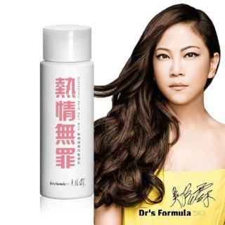 【台塑生醫Drs Formula】510-熱情無罪-熱塑燙專用髮凝乳(150ml)