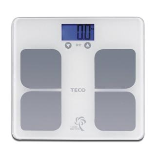 【TECO】東元BMI藍光體重計(快速測量人體體重及顯示身體質量指數BMI)   TECO 東元