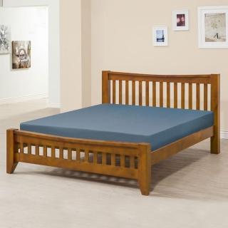 【Homelike】里恩床架組-雙人5尺(不含床墊)