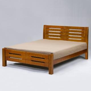 【Homelike】森田床架組-雙人加大6尺(不含床墊)
