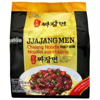 【Paldo】韓國御膳炸醬麵(200gx4袋入)