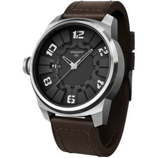 【elegantsis】Army JT48 都市實戰潮流腕錶(ELJT48-2B01LC)