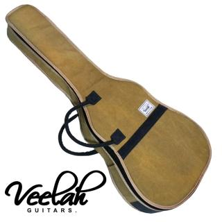 【VEELAH】V41-FGBR 駝黃色民謠木吉他專用袋