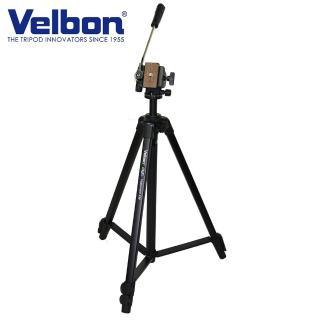 【Velbon】Videomate 攝影家 438 油壓雲台腳架(公司貨)