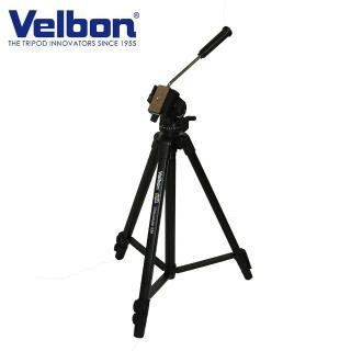 【Velbon】Videomate 攝影家 538 油壓雲台腳架(公司貨)