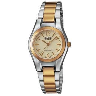 【CASIO】優雅氣質女士腕錶(LTP-1253SG-9A)