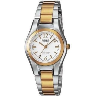 【CASIO】優雅氣質女士腕錶(LTP-1253SG-7A)