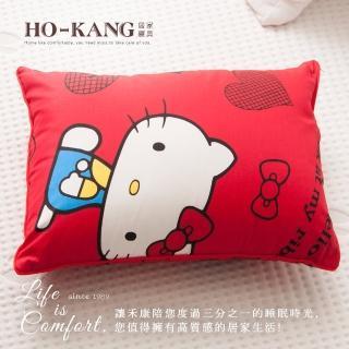 【HO KANG】三麗鷗授權 兒童小枕 午安枕(我是KT)