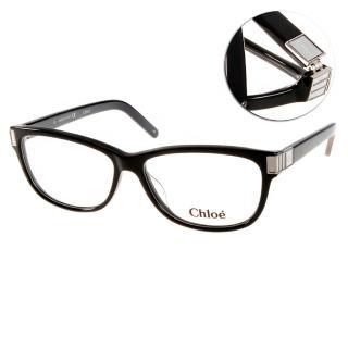 【CHLOE眼鏡】百搭小貓眼款(深邃琥珀#CL2607 219)