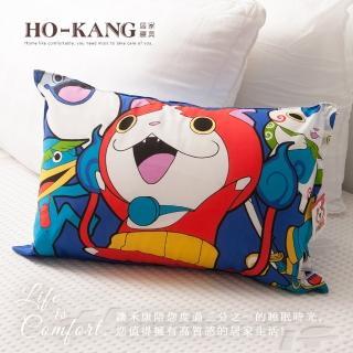 【HO KANG】兒童小枕(妖怪手錶 武士的慶典)
