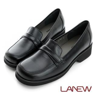 【La new】低跟淑女鞋 學生鞋(女212220338)