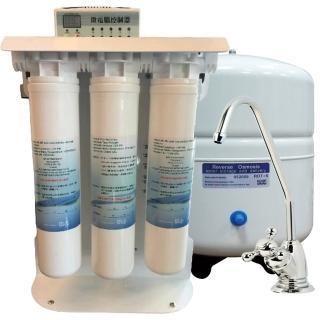 【KOMIZU】廚下型微電腦控制逆滲透RO淨水器(LSRO)