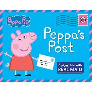 【Song Baby】Peppa Pig:Peppa's Post(精裝書)
