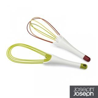 【Joseph Joseph 英國創意設計餐廚】好收納多功能打蛋勺-多彩(20073)