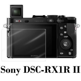 【D&A】Sony DSC-RX1R II 日本原膜HC螢幕保護貼(鏡面抗刮)