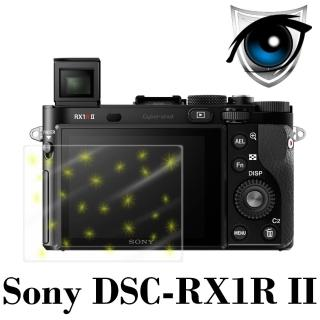 【D&A】Sony DSC-RX1R II日本原膜增豔螢幕貼(9H防藍光疏油疏水型)
