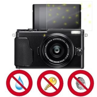 【D&A】Fujifilm FinePix X70日本原膜螢幕貼(NEWAS玻璃奈米型)