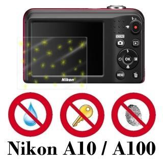 【D&A】Nikon Coolpix A100/A10日本原膜螢幕貼(NEWAS玻璃奈米型)
