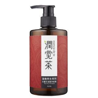 【茶寶 潤覺茶】白薑花滋養洗髮露(350ml)