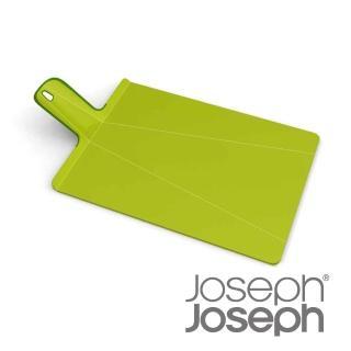 【Joseph Joseph 英國創意設計餐廚】輕鬆放砧板-大綠(60043)