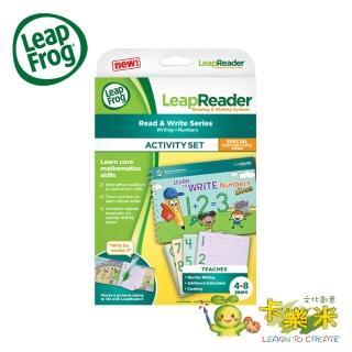 【LeapFrog】全英電子閱讀筆套書-(學習寫數字 鉛筆先生)