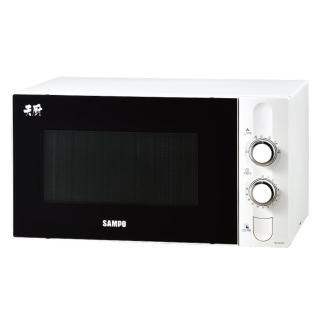 【SAMPO聲寶】28L機械式微波爐(RE-N328TR)