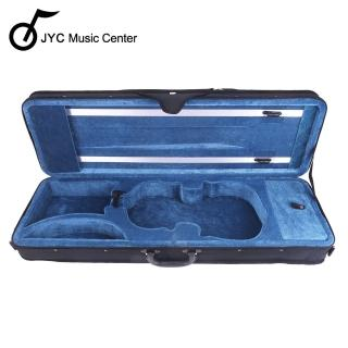 【JYC Music】JV-03小提琴四方盒4/4(藍色)