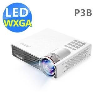 【ASUS】P3B 超亮無線內建電池美型LED輕巧投影機