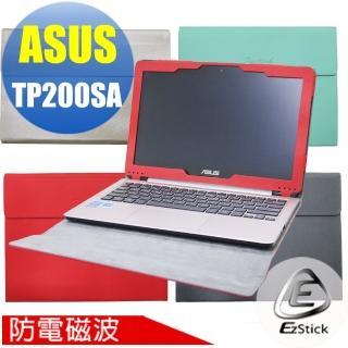 【EZstick】ASUS TP200 TP200SA 筆記本款式 防電磁波皮套