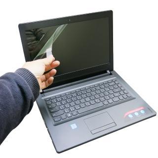 【EZstick】Lenovo Idea 300 14ISK 專用 靜電式筆電液晶螢幕貼(可選鏡面或霧面)