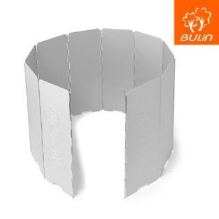 【步林BULIN】專業型十片擋風板