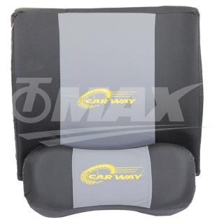 【omax】一對寶護腰靠墊頭枕組合