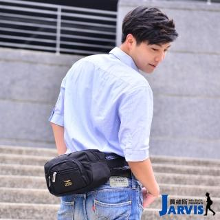 【Jarvis_賈維斯】腰包 多功能隨身包(8825)