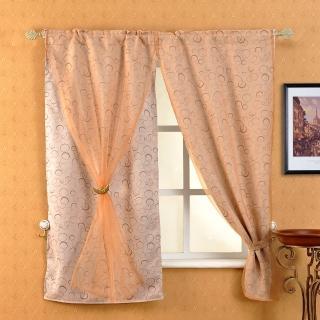 【芸佳】和風文雅遮光窗簾(140*160cm)