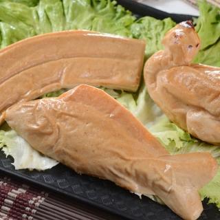 【大嬸婆】拜拜祈福素三牲(素雞+素三層+素魚)