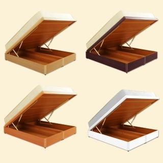 【顛覆設計】書豪6尺雙人加大330磅數+安全裝置尾掀床(四色可選)
