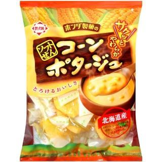 【Honda製果】玉米濃湯餅(90g)