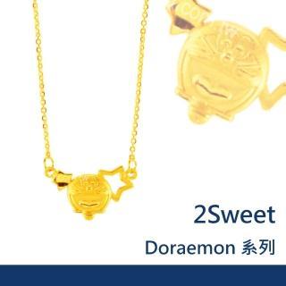 【甜蜜約定2sweet-NC-415】純金鎖骨項鍊-約重1.07錢(純金鎖骨練)