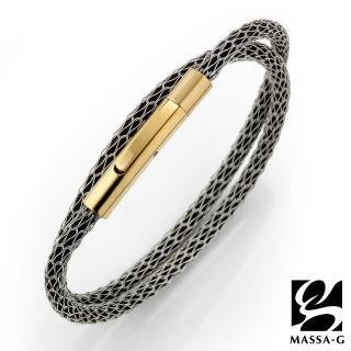 【DECO X MASSA-G】Titan XG2 Mini超合金鍺鈦手環(雙圈)