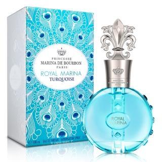 【Marina de bourbon】皇家璀璨藍寶石淡香精100ml(送品牌身體乳)