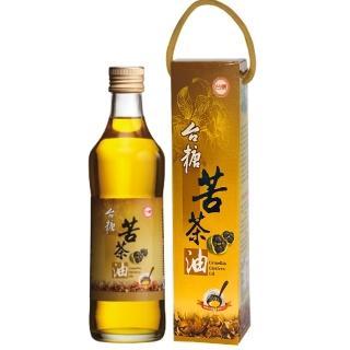 【台糖】苦茶油1瓶(500ml/瓶)